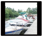 boat slips Harrods Creek Louisville floating dock boat slips