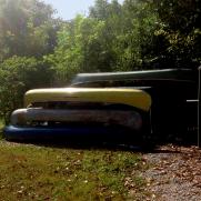 canoes